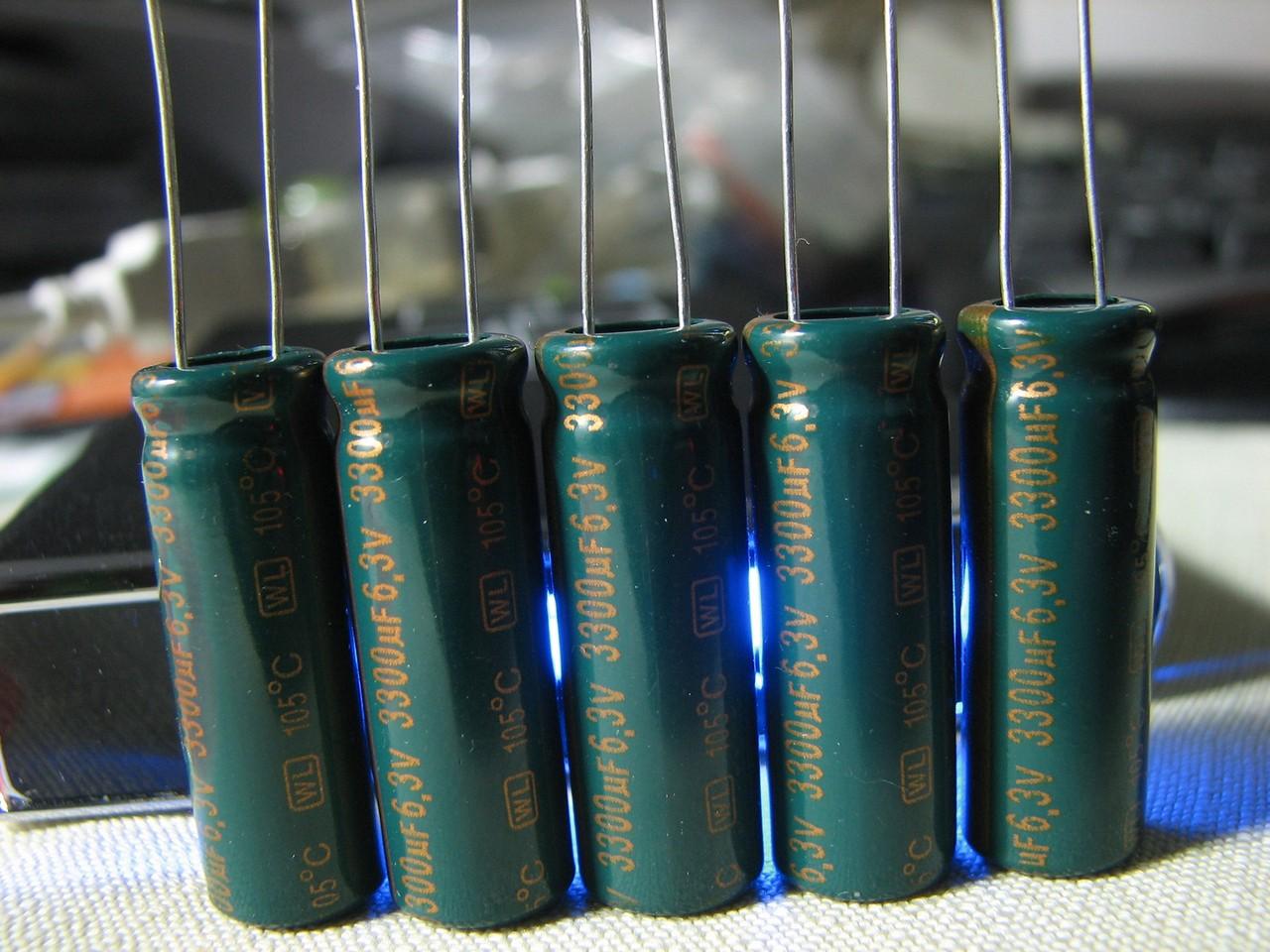 Wyrównanie napięcia w akumulatorze