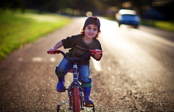 Jak dobrać rozmiar rowerka dziecięcego?